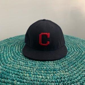 New Era 59Fifty Cleveland Indians Cap 7 1/2